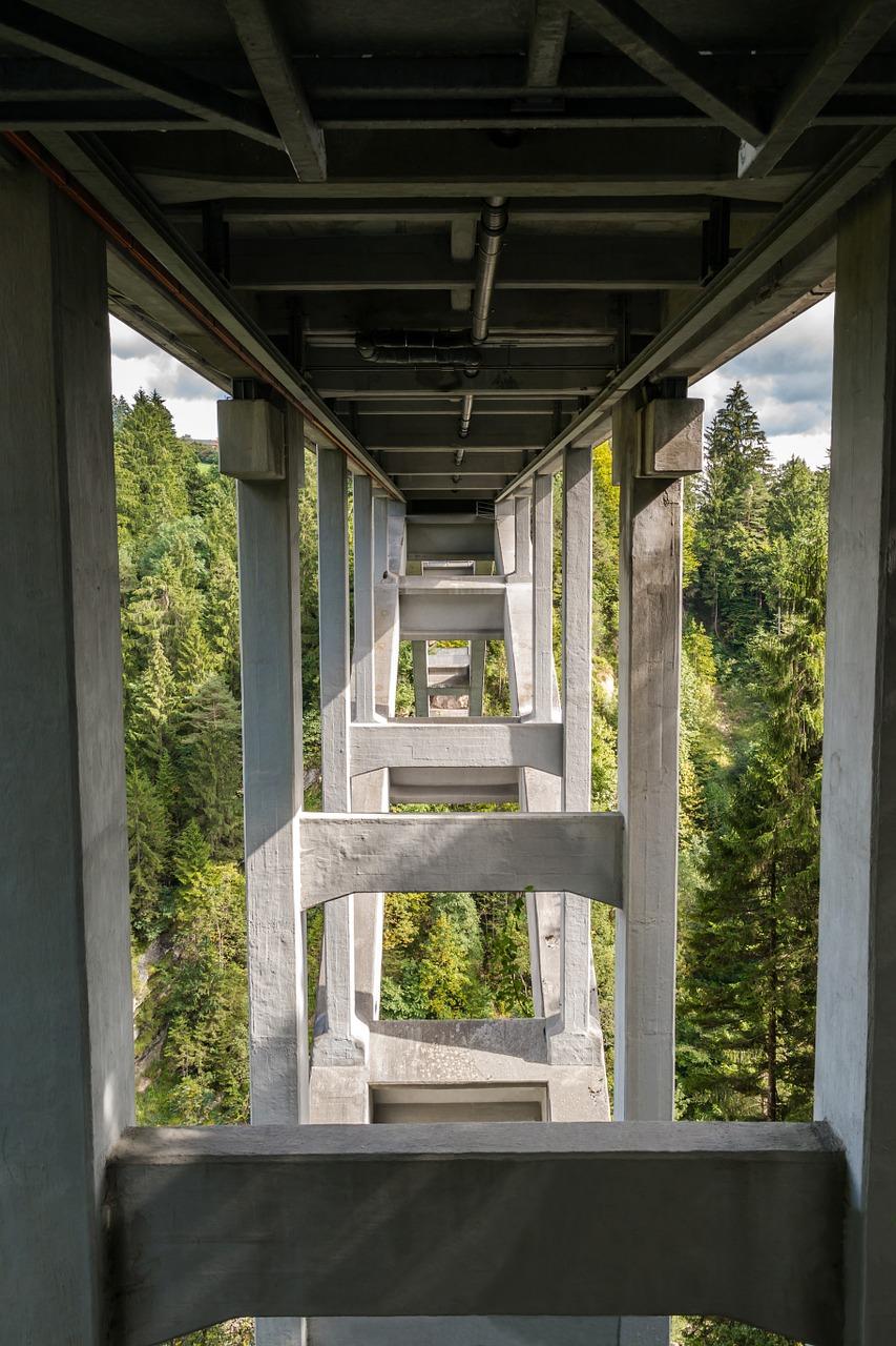 Brückenangst überwinden