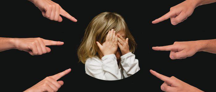 Angst vor Mobbing in der Schule
