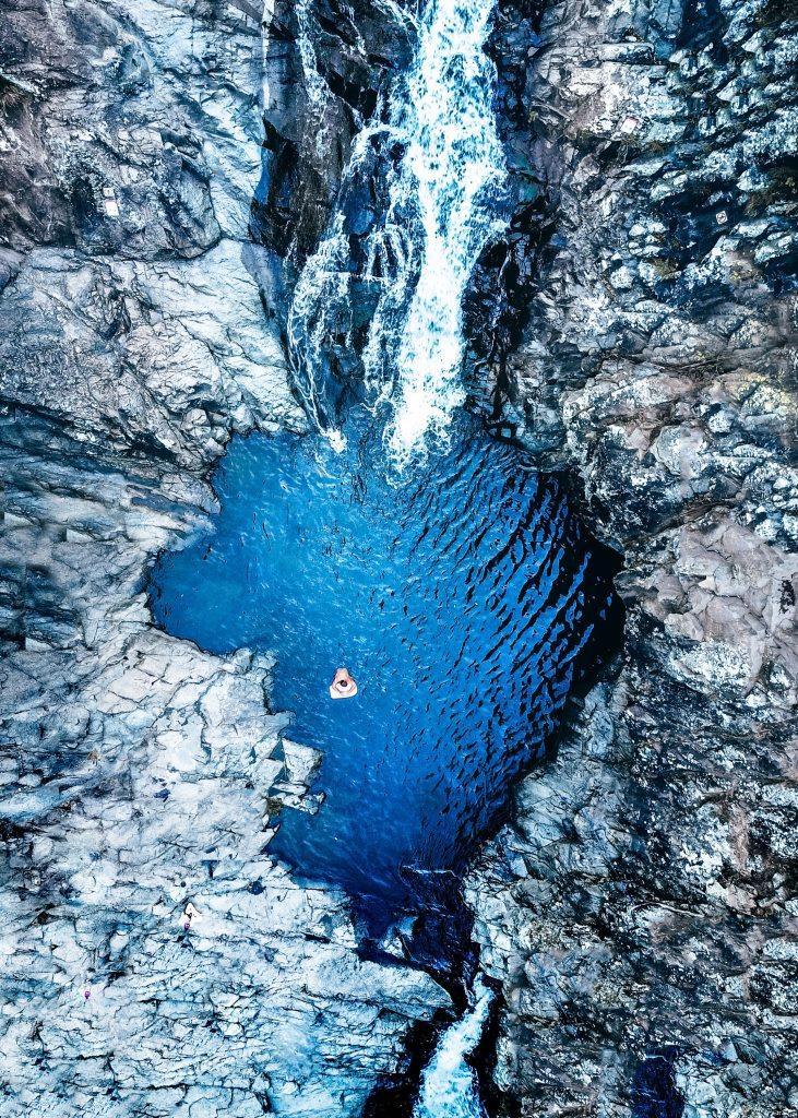 Tiefenangst überwinden