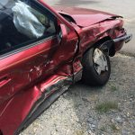 Angst vor und nach Autounfällen