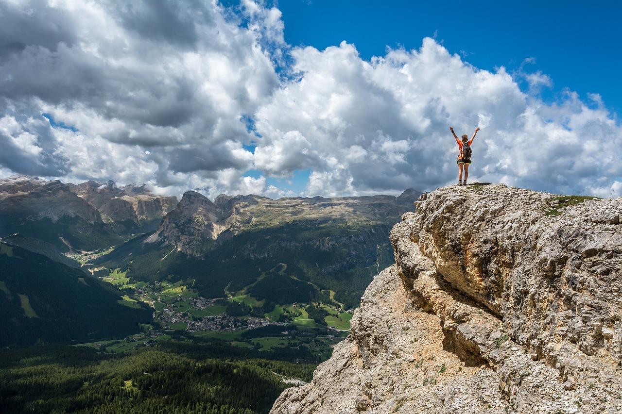 Angst vor Höhe überwinden