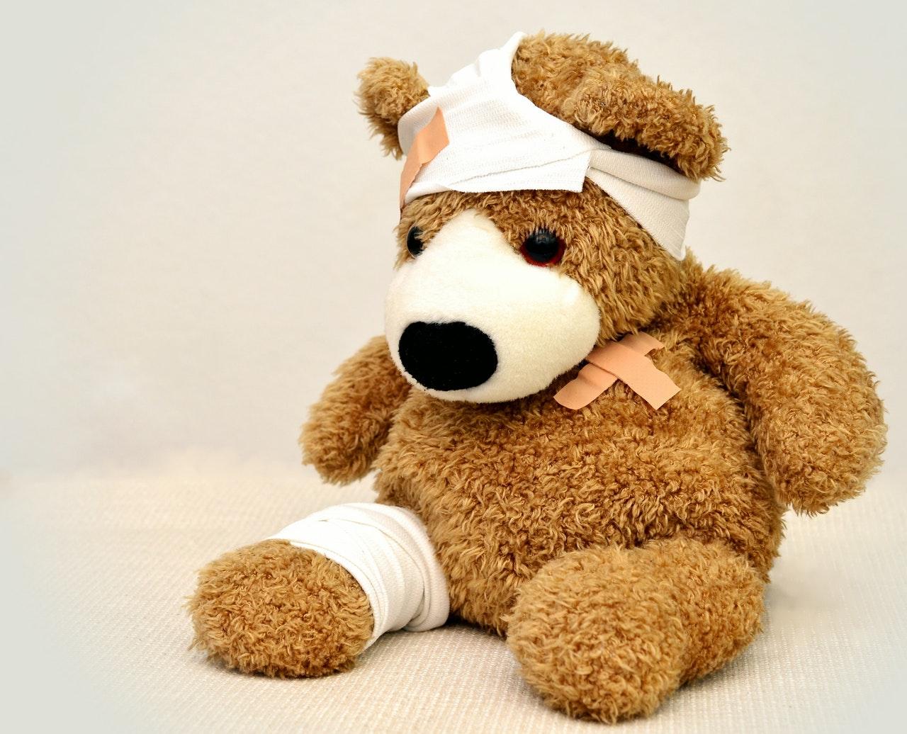 Angst vorm Arzt bei Kindern